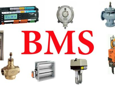 """Your Easy BMS Guide """"Building Management System"""" in Projects - No.1 Guide"""