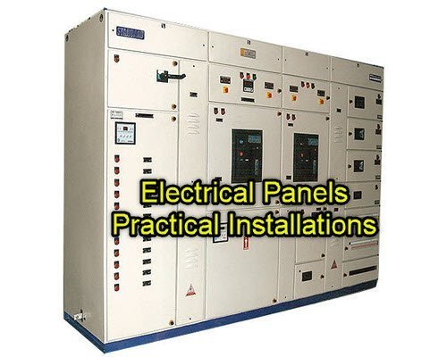 Electrical Panels – No.1 Guide in their Practical installations On-Site