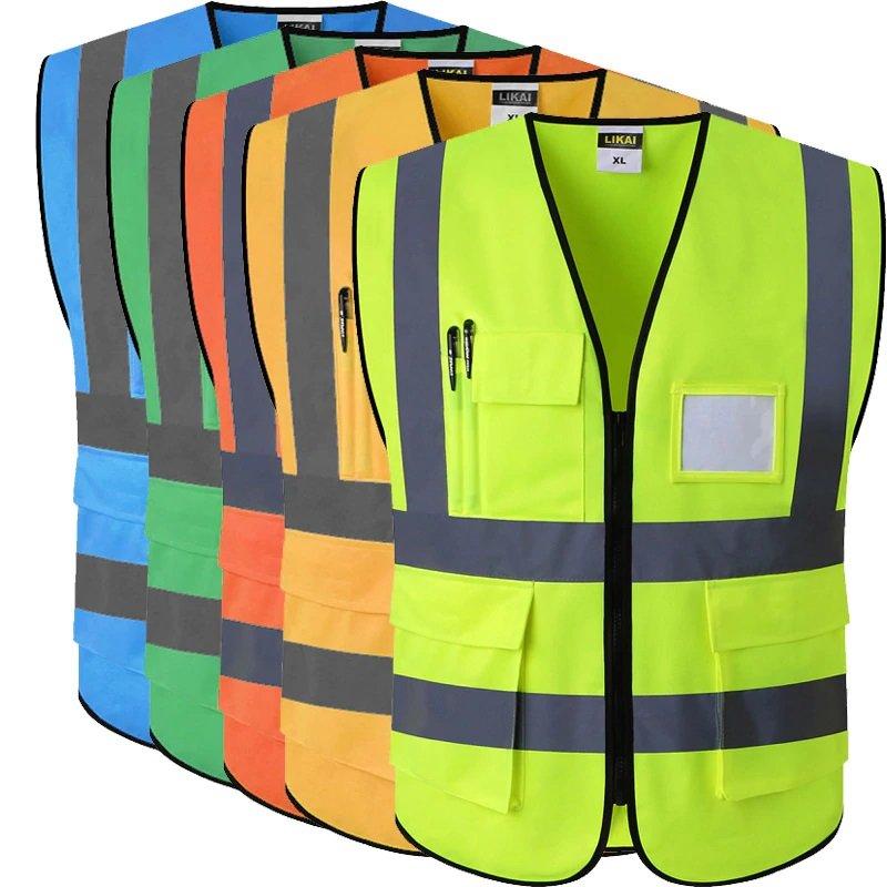 Safety Vest in PPE Item