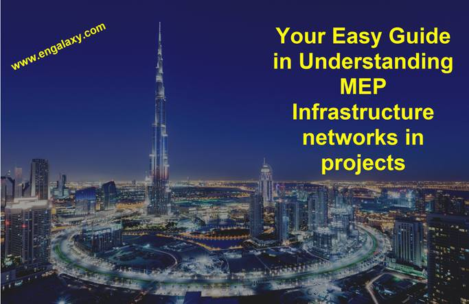 Your No.1 Guide for better understanding MEP Infrastructure Networks in construction projects