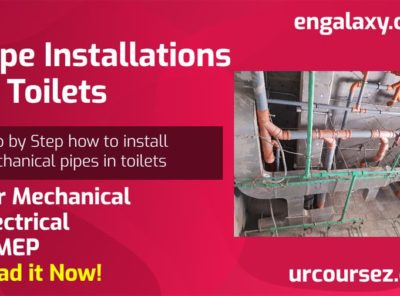 Your Best Guide for the Water Supply Pipe Installation In Toilet in 6 minutes