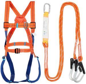Harness safety belt