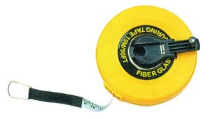 Measurement tape 50mtr - Fiber Glass type