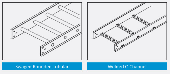 Cable Trays Ladder Type
