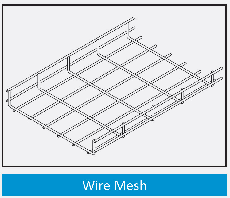Cable Trays - Wire Mesh Type