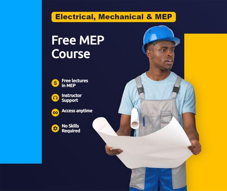 Free MEP Course - urcoursez.com