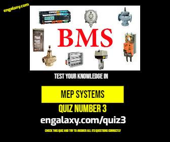 Building Management System or BMS Quiz - MEP Quiz 3 - Best MEP Online Quizes